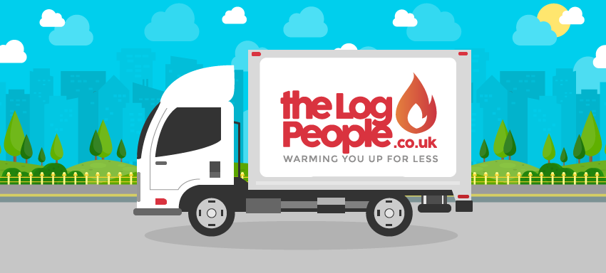 Now delivering logs to Shrewsbury, Welshpool and Whitchurch!