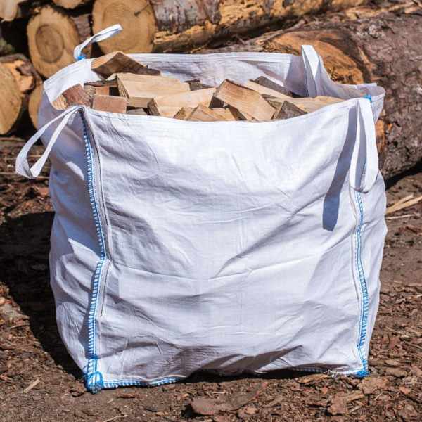 Ready To Burn Logs – Dumpy Bags