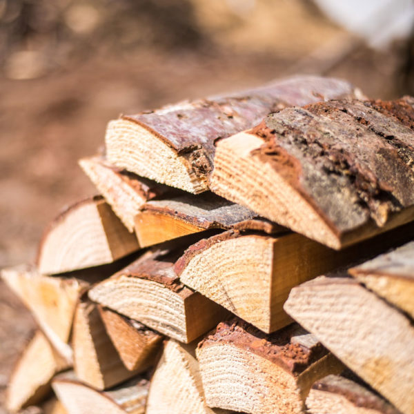 Ready to burn logs – Nets