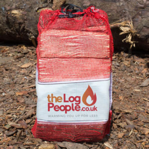 Kiln Dried Hardwood nets with free delivery from The Log People